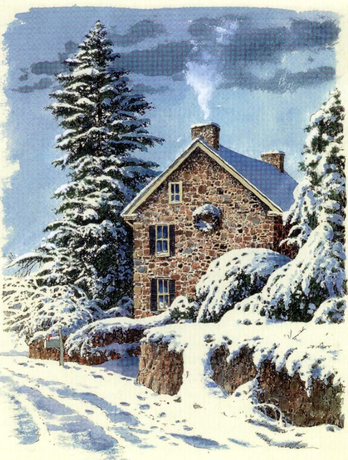 country christmas images - photo #26